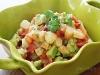 Zesty Lime Shrimp and Avocado Salad via lilblueboo.com