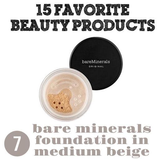 Bare Minerals Foundatino via lilblueboo.com