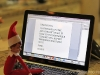 Emailing Santa Elf on the Shelf via lilblueboo.com