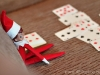 Solitaire Elf on the Shelf via lilblueboo.com