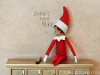 Graffiti Elf on the Shelf via lilblueboo.com