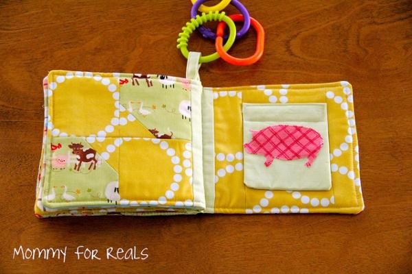 Baby Book Tutorial via lilblueboo.com