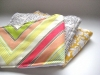 Burp Cloths Tutorial via lilblueboo.com
