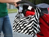 STroller Bag Tutorial via lilblueboo.com