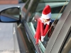"""Slim Jim"" Carjacking Elf on the Shelf via lilblueboo.com"