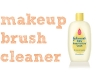 Random Beauty Tip: Makeup brush cleaner  via lilblueboo.com
