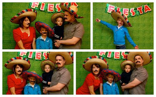 Cinco de Mayo Photo Booth via No Biggie at lilblueboo.com