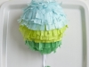 DIY Cinco de Mayo Pinata Favor via Ruffled at lilblueboo.com