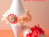 Cinco de Mayo Party Ideas: Mini Pinatas via One Charming Party at lilblueboo.com