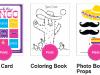 Free Cinco de Mayo Party Printables and Games via SheKnows at lilblueboo.com