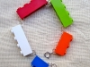 DIY Lego Bracelet via lilblueboo.com