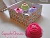 DIY Baby Gift Ideas: Cupcake Onesies via lilblueboo.com