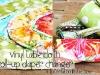 DIY Baby Gift Ideas: Diaper Changer via lilblueboo.com