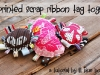 DIY Baby Gift Ideas:  Printed Tag Toys via lilblueboo.com