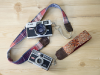 12 DIY Camera Strap Ideas: Camera Strap from a Shirt, Belt and Boot via lilblueboo.com