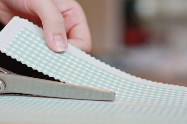 Craft Supplies you Can Make at Home: DIY Washi Tape by Delightful Distractions via lilblueboo.com