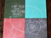 Craft Supplies you Can Make at Home: DIY Chalkboard Paint at A Beautiful Mess via lilblueboo.com