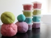 Craft Supplies you Can Make at Home: Play Dough Recipe at AdelynStone via lilblueboo.com