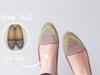 diy neon toe shoe update