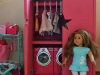 DIY doll wardrobe storage by Ana White via lilblueboo.com
