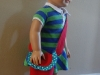 Matching girl and doll messenger bag tutorial by My Magic Mom via lilblueboo.com