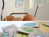 Easter Egg Bunting by Poppytalk via lilblueboo.com