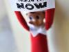 Occupy Elf on the Shelf via lilblueboo.com