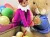 Seasonal Elf on the Shelf via lilblueboo.com #inappropiateelf #elfontheshelf #elf