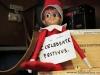 Elf Shaming: Festivus Elf on the Shelf via lilblueboo.com #elfshaming #elfontheshelf #christmas