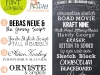 Font Roundups You Should Check Out from Simply Klassic Home and LBB via lilblueboo.com