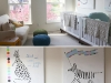 Fresh and Modern Gender Neutral Nursery by Charles and Ali via lilblueboo.com