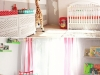 Gender Neutral Circus Nursery by How Joyful via lilblueboo.com