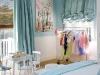 blue girls bedroom decor via lilblueboo.com