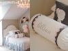 pink brown girls bedroom decor via lilblueboo.com