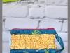 Ruffled Wristlet Bag PDF Sewing Pattern and Tutorial by Bobaloo! via lilblueboo.com