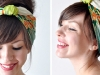 Head Scarf Tutorial from Keiko Lynn via lilblueboo.com