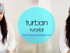 Head Turban Tutorial from Lucky Loves via lilblueboo.com