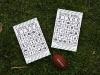 Kid Friendly Super Bowl Ideas: Super Bowl Bingo via lilblueboo.com