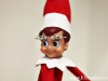 Extreme Body Piercing Elf on the Shelf via lilblueboo.com