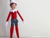 Camel Toe Elf on the Shelf via lilblueboo.com