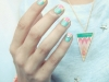 Spring Nail Art Ideas: Pretty Pastels by Pshiiit via lilblueboo.com