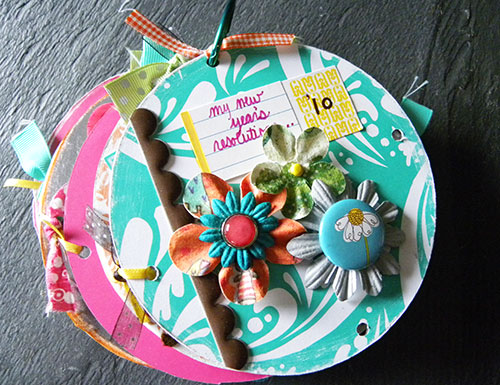 new year's resolution cd banner via lilblueboo.com