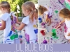 Tips and Tricks for Painting with Children via lilblueboo.com