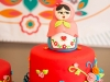 Party Ideas for Girls: Nesting Doll Party by Ever After Event & Floral Design featured on HWTM via lilblueboo.com