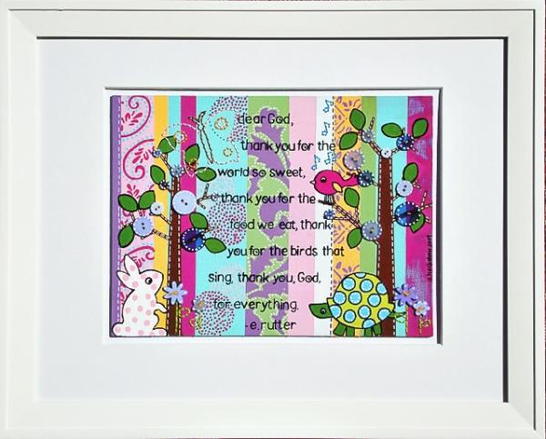 Handmade Baby Gift Ideas - Tutorial via lilblueboo.com