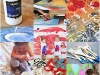 Creative Painting with Kids via lilblueboo.com