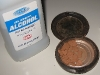 Random Household Tips: Fix your broken powder makeup at Katrina Lomidze via lilblueboo.com