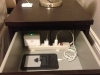 Random Household Tips: Turn a drawer into a charging station at Apartment Therapy via lilblueboo.com