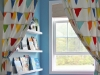 Reading Nook or Corner Space for Kids by These Moments of Mine via lilblueboo.com