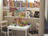Reading Nook or Corner Space for Kids by Jen Loves Kev via lilblueboo.com